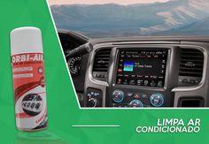 #Limpa #Ar Condicionado Orbi.    Deixe o #Ar do seu #carro ainda mais #Puro e #Limpo.    Peças e Acessórios para seu carro-> MMParts.com.br