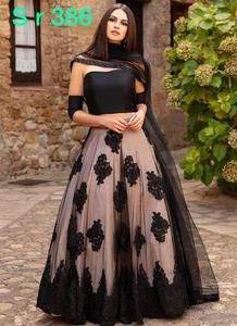 Most up-to-date Totally Free Butterfly Net Thread Work Lehenga Choli In Cream And Black Colour Concepts Beautiful Wedding Dresses ! The existing wedding dresses 2019 consists of twelve different dresses i Indian Lehenga, Lehenga Gown, Party Wear Lehenga, Bridal Lehenga, Anarkali, Net Lehenga, Bollywood Lehenga, Lehenga Choli Designs, Simple Lehenga
