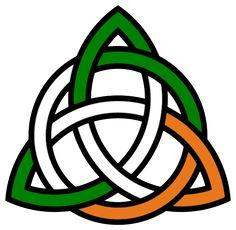 Irish Knot Flag   Free Images