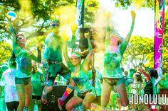 Run or Dye Honolulu 2014