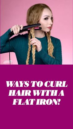 Bun Hairstyles For Long Hair, Curly Hair Tips, Twist Hairstyles, Trendy Hairstyles, Bride Hairstyles, Flat Iron Hairstyles, Bridesmaid Hairstyles, Bandana Hairstyles, Short Hair
