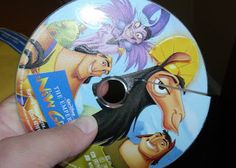 Broken Disney DVD or Blu-ray? Disney will replace them for 6.95 or 8.95. How did I not know this?
