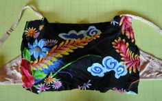 How to turn an old bra into a bathing suit. A top that will actually fit and support!...brilliant. This is going to change my life!