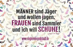 #Zitat: #Männer #Jäger #Frauen #Schuhe
