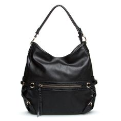 Hobo bag that could go with any outfit and transition between work and casual outings.