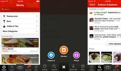 Yelp updates iOS app's interface, launches mobile reviews for Android #ios7
