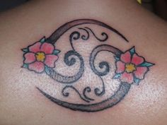 Zodiac Tattoo: Sweet Cancer Tattoo Meaning For Birth Symbolize, aries zodiac sign tattoos pictures, cancer zodiac signs tattoos Cancer Sign Tattoos, Horoscope Tattoos, Zodiac Sign Tattoos, Baby Tattoos, Flower Tattoos, Cool Tattoos, Tattoo Designs And Meanings, Tattoos With Meaning, Krebs Tattoo
