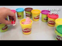 Cara Bikin Permen Jelly ❤ Mainan LEGO Block ❤ Play Doh Toy