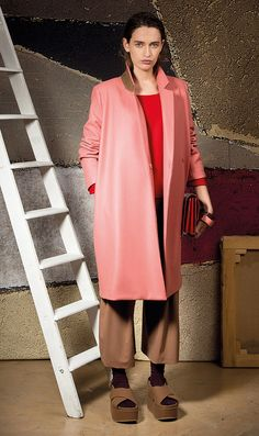 THeFollY Parka Coat, Erika, Duster Coat, Kimono, Couture, Jackets, Style, Fashion, Beehive