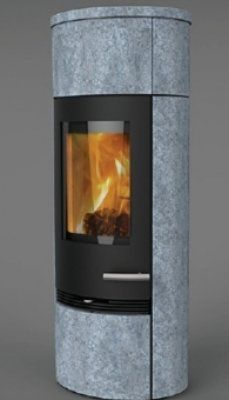 Kaminofen Termatech TT20 RS Heat Storage schwarz