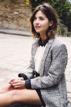 Some of God's greatest gifts are unanswered prayers. Garth Brook, jennacoleman: Jenna Coleman for Flaunt Magazine