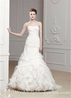 Bridal Gowns Modeca by Enzoani Ofelia Bridal Gown Image 1