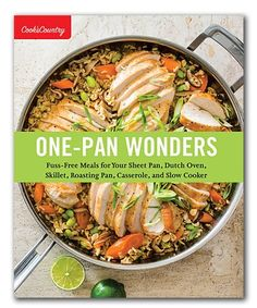 Another great find on #zulily! One-Pan Wonders Paperback #zulilyfinds