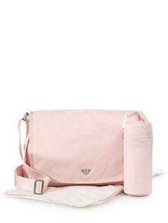 790cbbcfb3e Armani Junior - Diaper Bag How To Make Handbags
