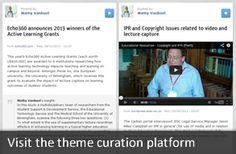 Theme curation platform
