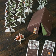 Let's Go Camping! Timber Design Company Promotion  Timber Design Company created this fun promotional design and is a one of the winners of the 2013 Promotional Design Awards.  See more at: http://www.howdesign.com/articles/exceptional-promotion-design-awards-winners/#sthash.frBP2Lf1.dpuf