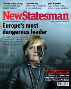 Merkel als gefährlichste europäische Politikerin?!