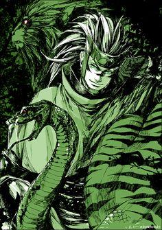 猿飛佐助 Nobunaga's Ambition, Sasuke Sarutobi, Samurai, Sengoku Basara, Image Boards, Cartoon Drawings, Mobile Wallpaper, Art Reference, Plant Leaves