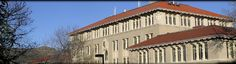 Berthoud Hall on the Colorado School of Mines Campus