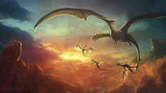 Dragon Babies by ~vandervals on deviantART