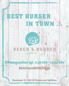 Kurtis Eventgastronomie - Restaurant am Staffelsee - Party feiern in Murnau - Strandlokal am Staffelsee - Catering - Partyservice
