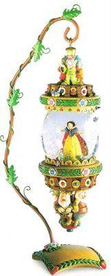 Disney Snow globes Snow White