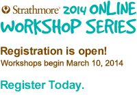 2014 Online Workshop Series - FREE CLASSES!!! I haven't taken the ones that are available now yet, but I took them the past two years and they are GREAT! And did I mention they are FREE!