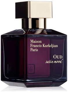 Shop the latest collection of Maison Francis Kurkdjian Oud Satin Mood Eau De Parfum Spray from the most popular stores - all in one place. Best Fragrance For Men, Best Fragrances, Perfume Scents, Perfume Bottles, Francis Kurkdjian, Celebrity Perfume, Hermes Perfume, Perfume Collection, Best Perfume