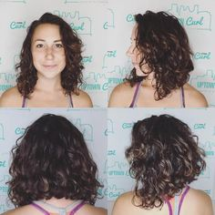 15 The Most Beautiful Curly Long Bob Hairstyles