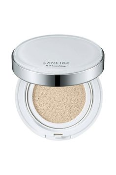 """I don't usually wear foundation, but when I do, it's a lightweight BB cream. This cushion compact from Laneige becomes a second skin the minute you pat it onto your face. It cuts out redness, applies like a dream, and lasts all day.""Laneige BB Cushion, $34, available at Target. #refinery29 http://www.refinery29.com/2016/12/131489/what-to-buy-at-target-beauty-holiday-2016#slide-18"