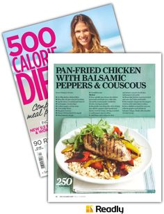 Suggestion about Woman Special Series Diet Plan August page 48