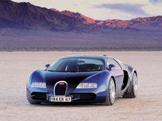 - Bugatti Veyron -