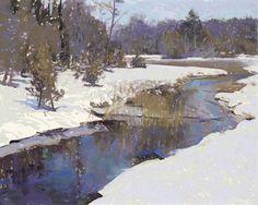 Pastel, William Hosner
