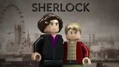SHERLOCK LEGO REACHES TARGET! GUYS, WE COULD BE PLAYING WITH A LEGO SHERLOCK BY NEXT YEAR!