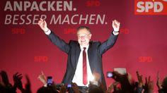 SPD-Spitzenkandidat Stephan Weil könnte neuer Ministerpräsident in Niedersachsen werden