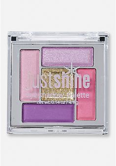 Just Shine Pink Mosaic Eyeshadow Palette