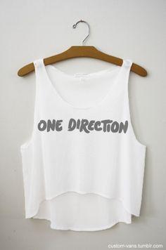 One Direction shirt. I really waaaaaaaaaaaaaaant this shirt