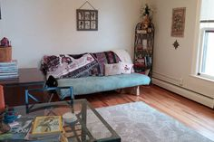 Check out this awesome listing on Airbnb: Cap Hill Pad in Denver - Get $25 credit with Airbnb if you sign up with this link http://www.airbnb.com/c/groberts22