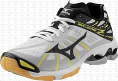 Mizuno Wave Lightning Z Womens Volleyball Shoes