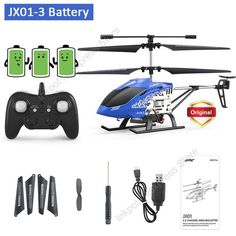JJR/C JJRC JX01 RC Mini Helicopter Remote Control Toys Altitude Hold Drone LED Light Crash Resistant Helicopter for Kids Navigation Lights, Gift Box Packaging, Battery Sizes, Rc Helicopter, Remote Control Toys, Hold On, Led, Mini, Naruto Sad