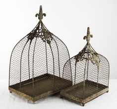 decoration bird cages