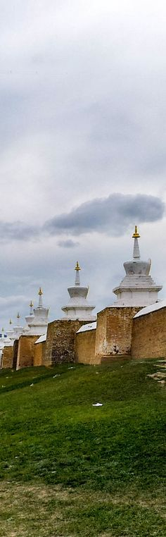 Original Capital - Karakorum 01 - - - - - Karakorum, ancient capital of the Mongol empire. The ruins lie on the Orhon River in Mongolia. #mongolia