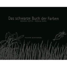 Das schwarze Buch der Farben- Menena Cottin