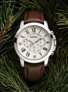 Cool watch fossil