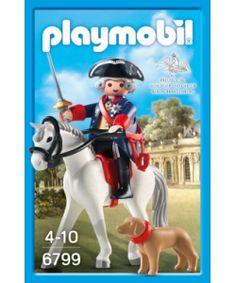 PLAYMOBIL ® 6799 FEDERICO EL GRANDE