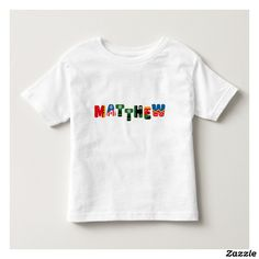 Toddler Fine Jersey T-Shirt