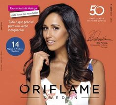 Conheça o novo catálogo Oriflame online e conheça as mais recentes novidades de beleza e bem-estar. Folheie o catálogo e faça a sua encomenda Oriflame.