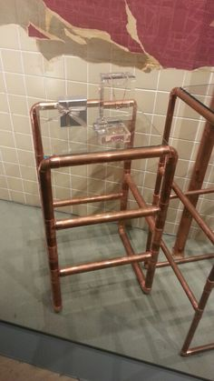 Copper tubes on pinterest copper plumbing pipe and side for Tubi plumbing di plastica