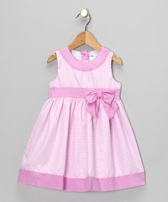 Take a look at this Lilac Ava Dress - Infant & Toddler by Joe-Ella on #zulily today!