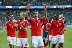 Euro 2016, Wales to top 4 -- Wales ja Bale